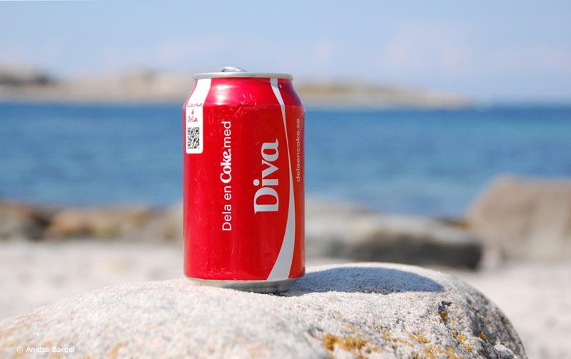 Diva coca cola burk