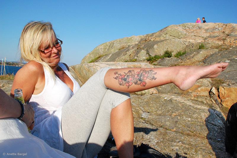 Tatuerad Carina