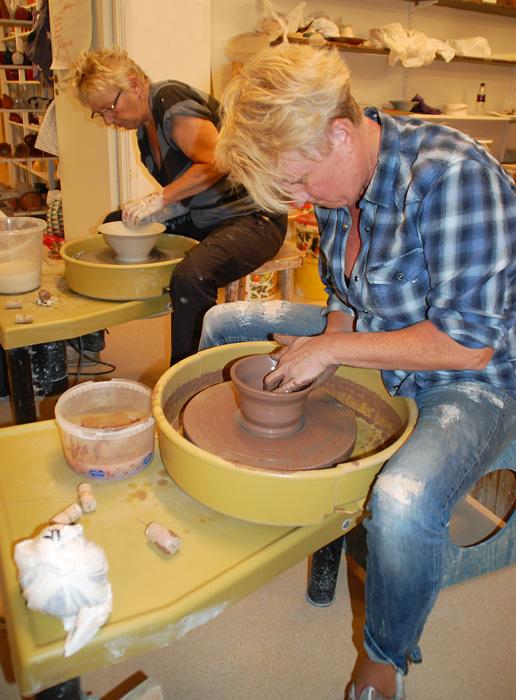 Keramikkurs drejning