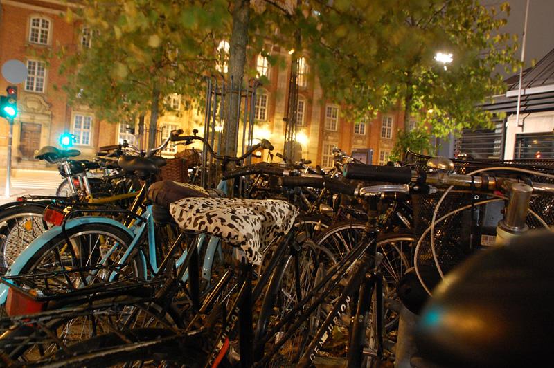 cykling miljövänlig köpenhamn