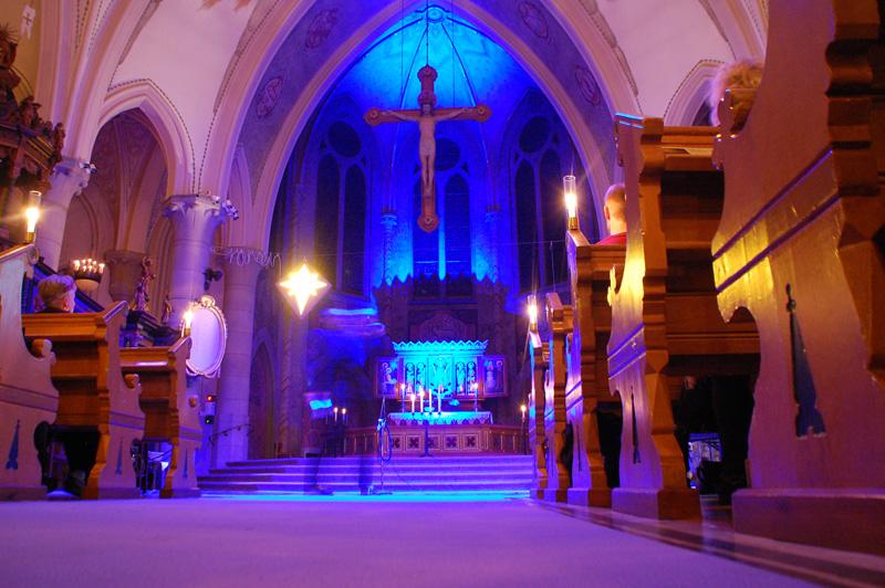 Lysekils kyrka luciakonsert