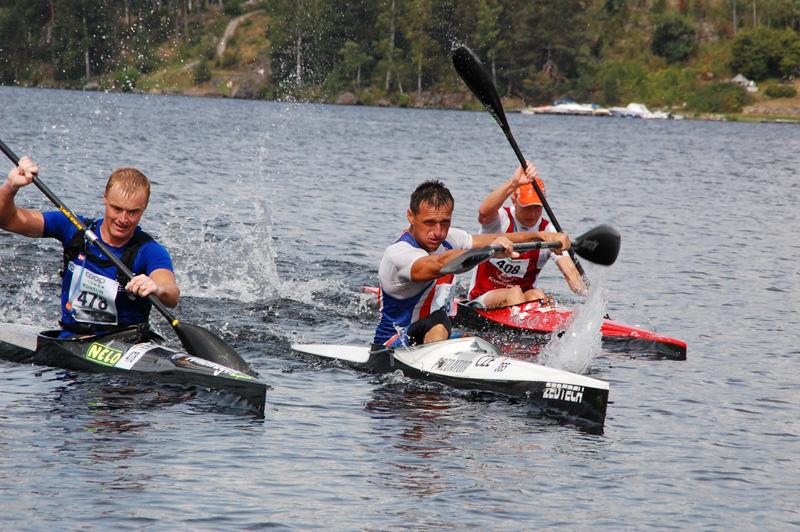 Dalslands kanotmaraton 2014 Foto Anette Bargel