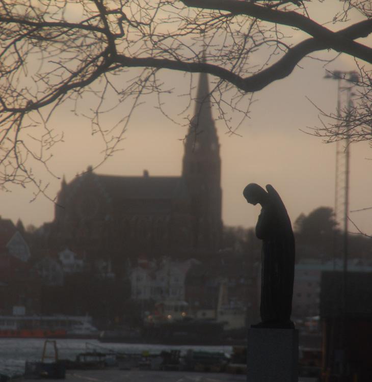 Andlig kyrkogård Lysekil