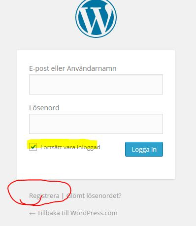 wordpress.com manual