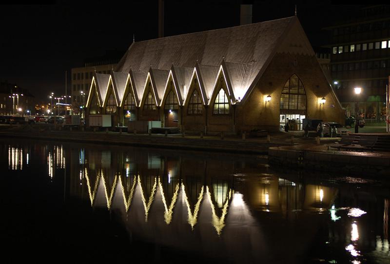 Fiskekörka Göteborg