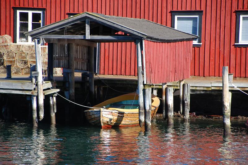 Båthus Bohuslän