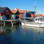 Båthus Bohuslän Hamburgsund