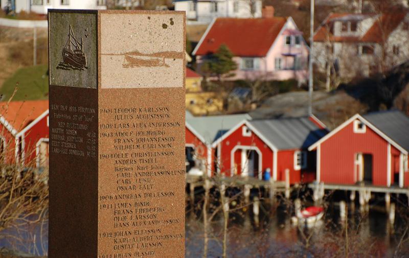 Hamburgsund minnesmärke
