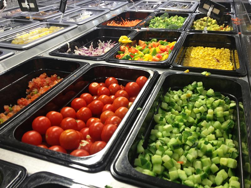 variation i salladsdisken