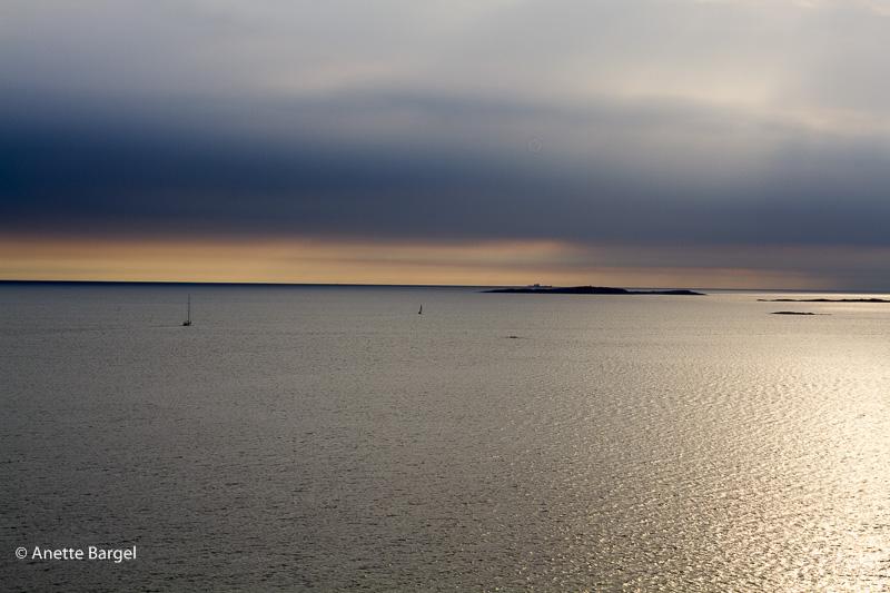 Islandsberg utsikt från