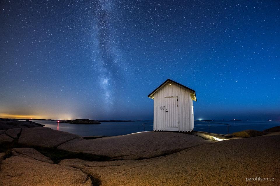 Vintergatan Pär Ohlson Stångehuvud