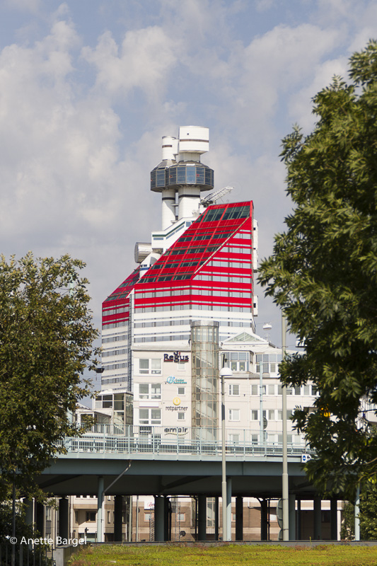 Läppstiftet Göteborg, arkitektur