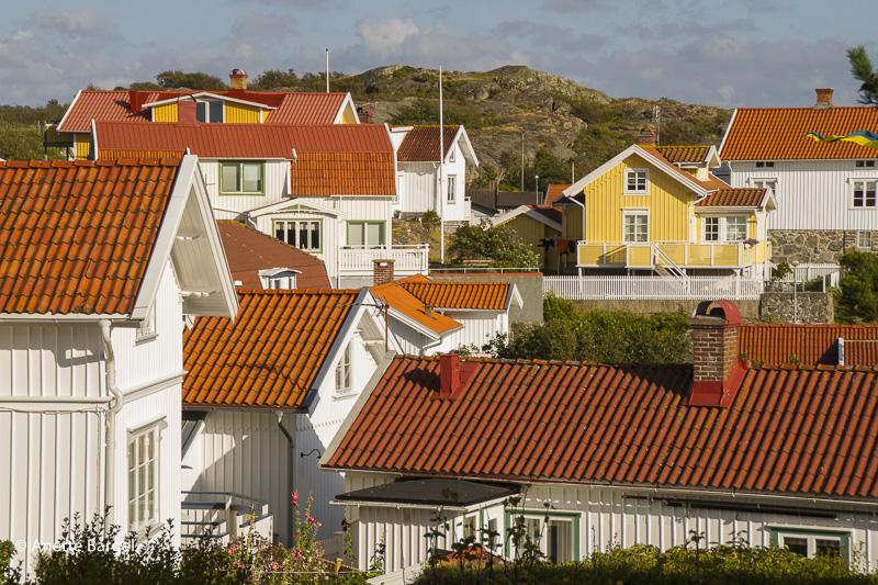 Bohuslän bebyggelse
