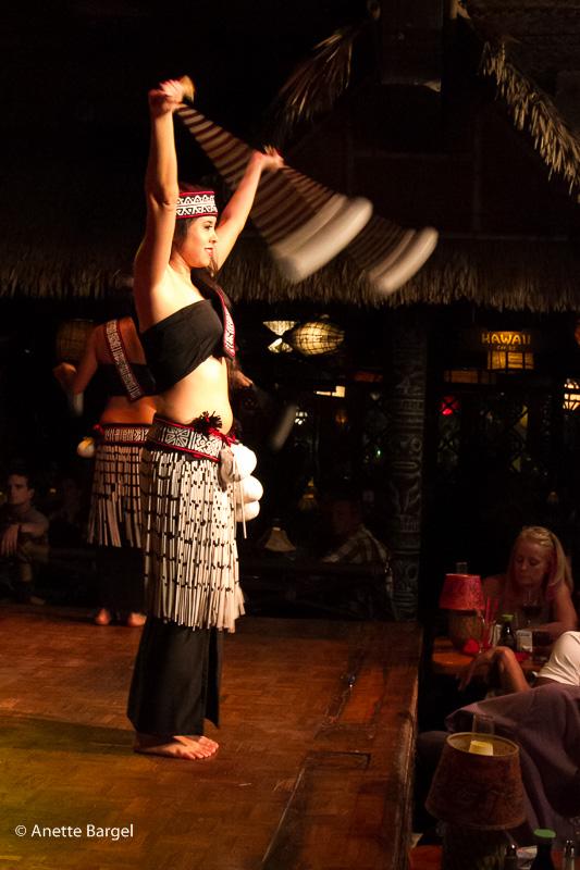 polynesisk dans