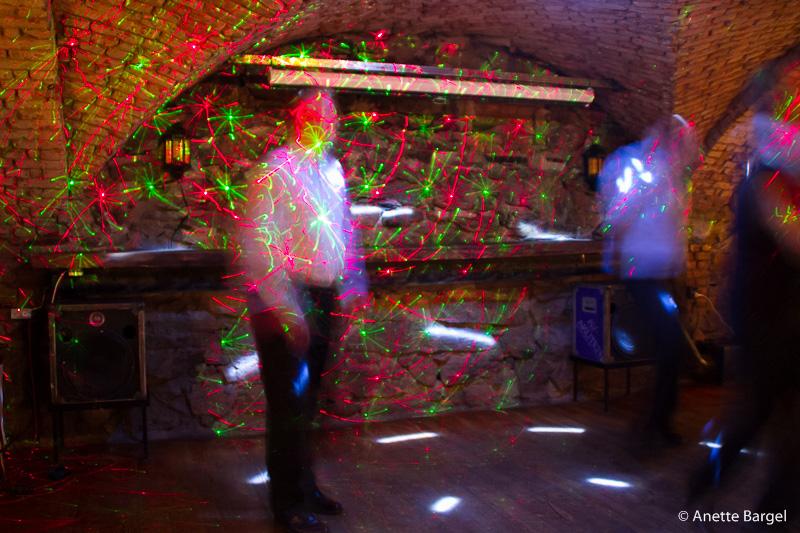 neon dans