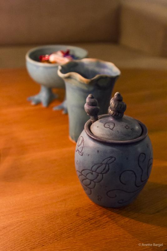 tre keramiksaker