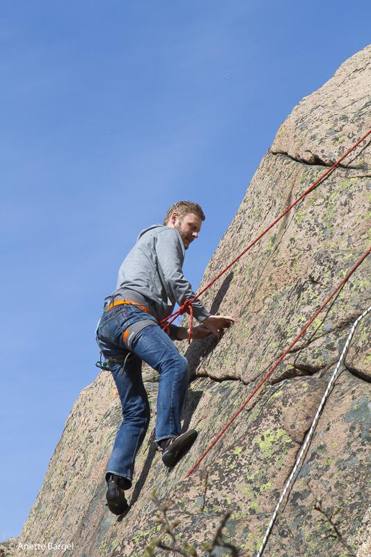 klättring bohuslän