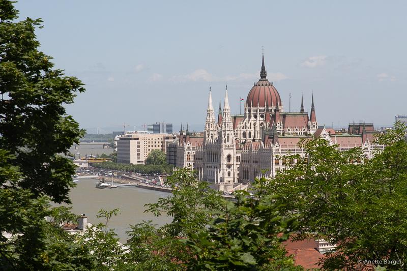 ungerns parlament budapest