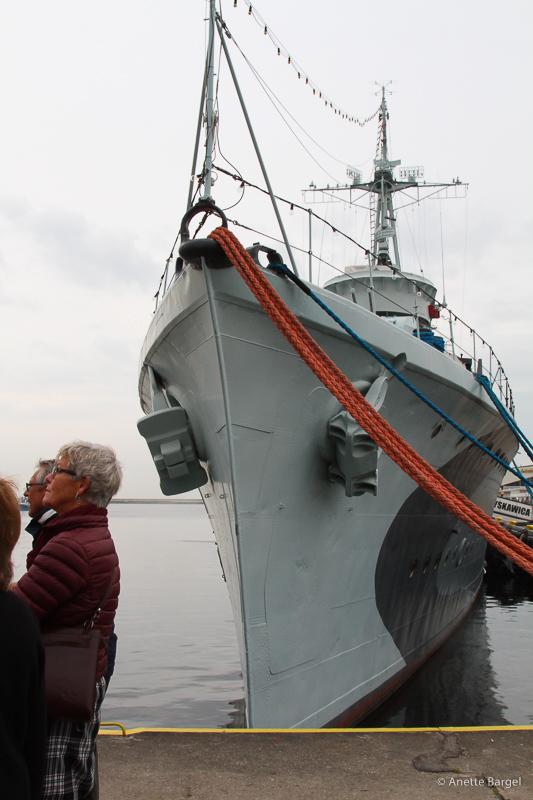 flottan fartyg polen