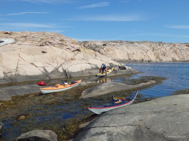paddling bohuslän
