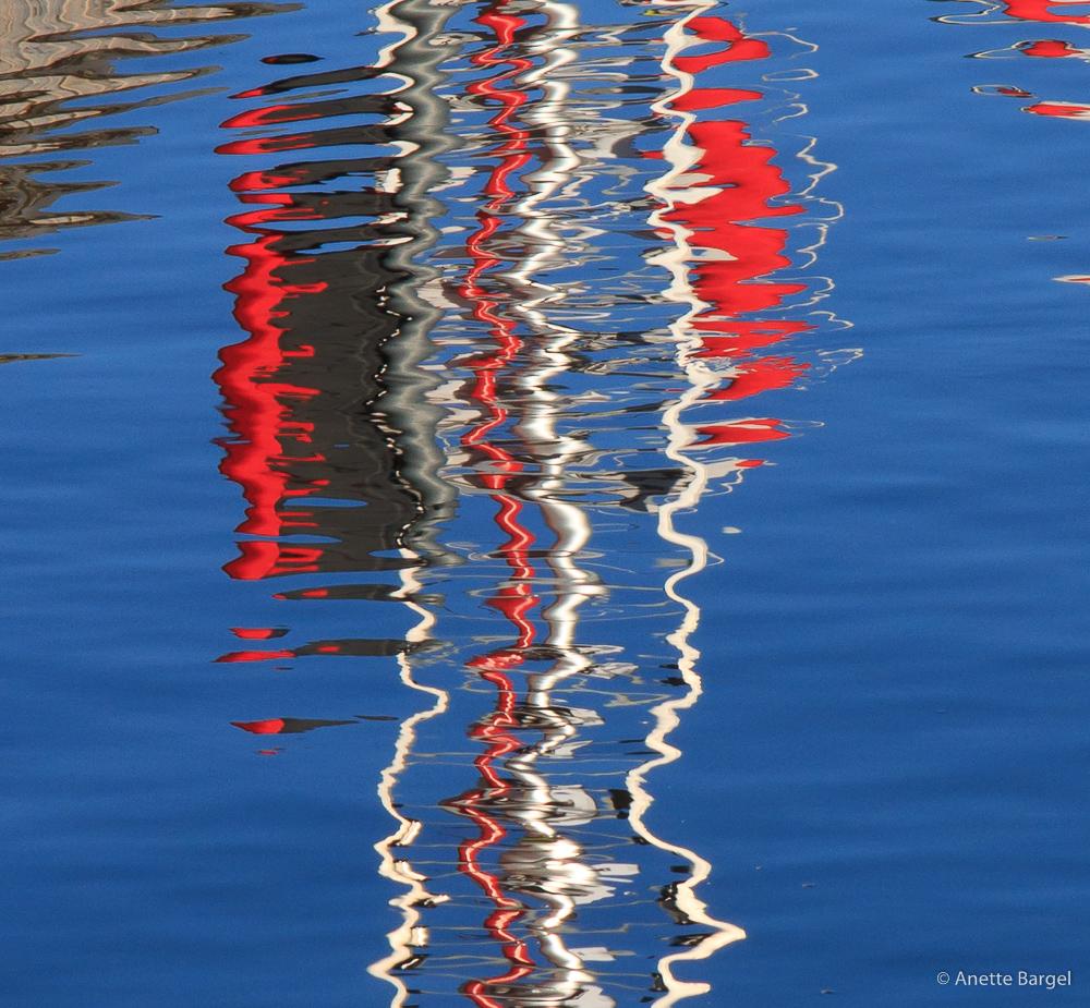 abstrakt spegling