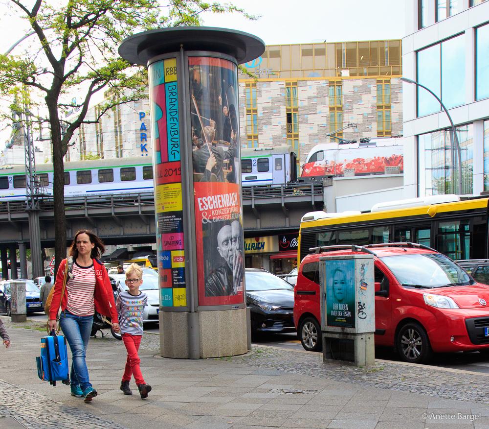 reklambild i berlin